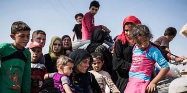 Syrien: 4 Millionen auf der Flucht