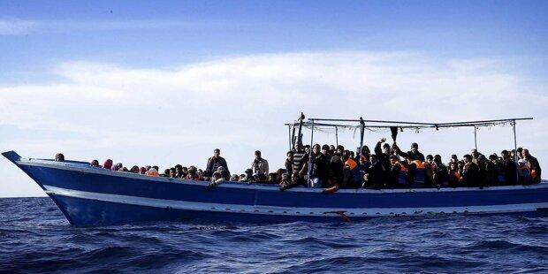 Flüchtlingstragödie vor Libyens Küste