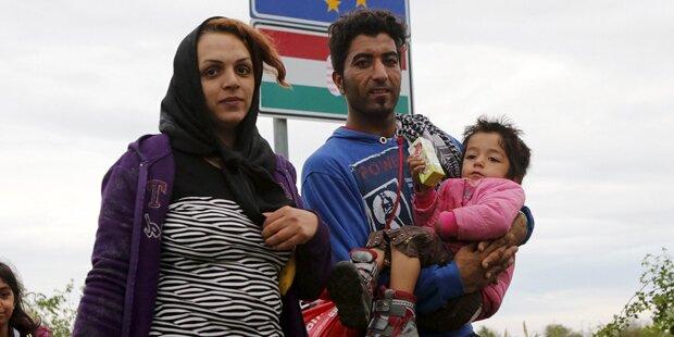 Skurril: Sex-Verbot für Flüchtlinge