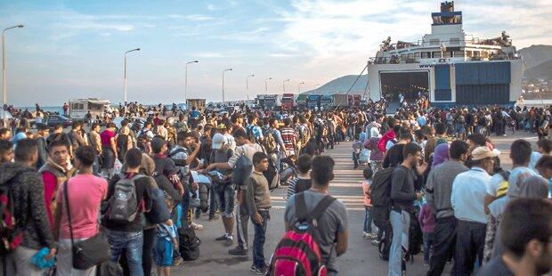 Mehr als 3.000 starben 2015 im Mittelmeer