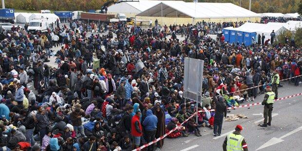 Slowenien nimmt keine Flüchtlinge zurück