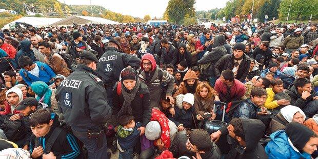 Flüchtlinge verklagen jetzt den Bund