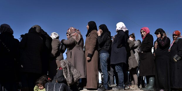 3.000 Iraker kehren im Monat zurück in Heimat