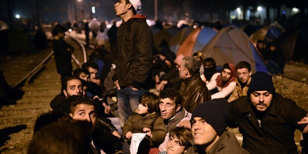 Toter bei Massenschlägerei in Flüchtlingslager