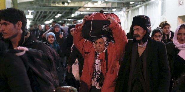 Bulgarien zerschlug Schlepperring