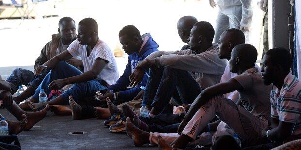 Afrika: 15 Millionen auf der Flucht