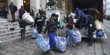 """""""Serviten-Flüchtlinge"""" wurden angeklagt"""