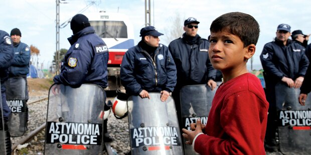 Italien: Zahl verschwundener Flüchtlingskinder explodiert