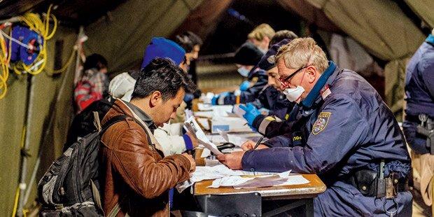 SP-Paukenschlag gegen Flüchtlinge