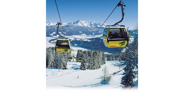 Flachau ist das beste Skigebiet 2009!