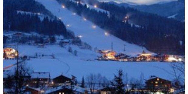 Wieder Skifahrer in Salzburg verunglückt