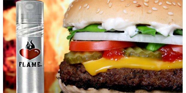 Burgerking lanciert Fleisch-Parfüm