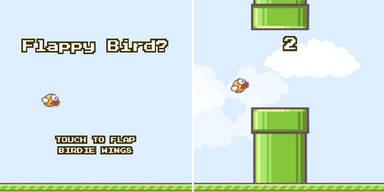 Genial: Flappy Bird gratis am PC spielen