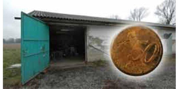 Münzfälscherwerkstatt bei Graz ausgehoben