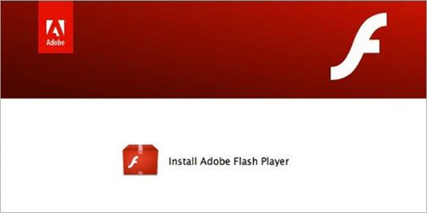 Achtung: Flash-Update sofort installieren