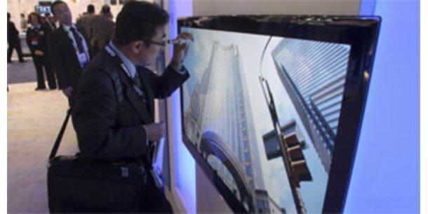 Boom bei Flat-TV geht weiter