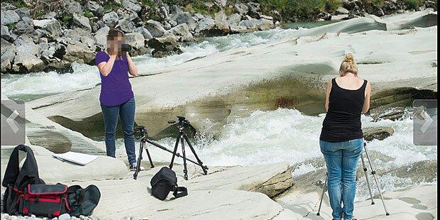 15-Jährige stirbt bei Foto-Session
