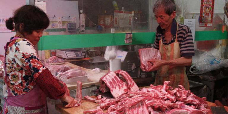 Schmuggler verkauften 40 Jahre altes Fleisch