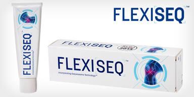 FLEXISEQ®-Gel lindert Schmerzen und macht beweglich