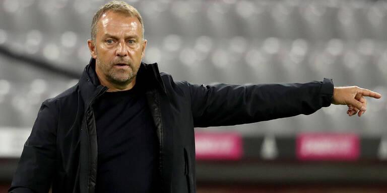 Bayern-Trainer Flick versteht Supercup im Risikogebiet nicht