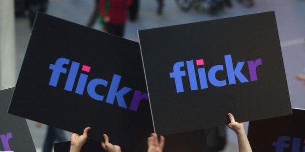 Flickr erscheint im völlig neuen Look