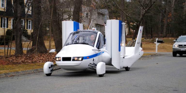 Weitere Firma bringt ein fliegendes Auto