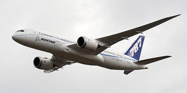 Dreamliner-Testflug endet mit Notlandung