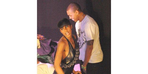 Wurde Rihanna von Lover Chris Brown geschlagen?