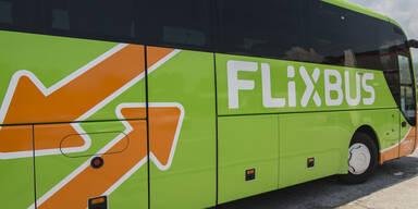 Flixbus stellt Betrieb auch in Österreich ein