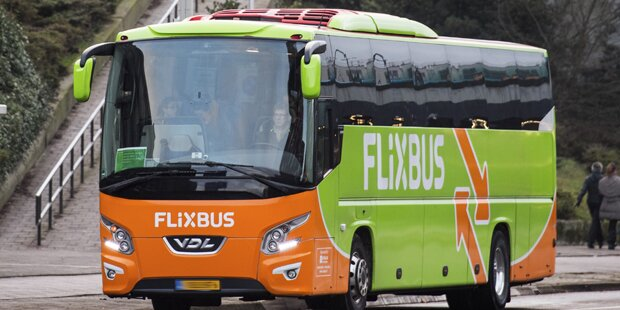 Flixbus baut 2017 in Österreich aus