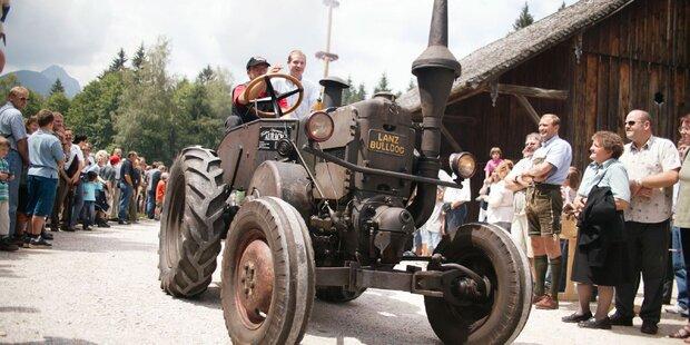 Oldtimer-Traktorentreffen