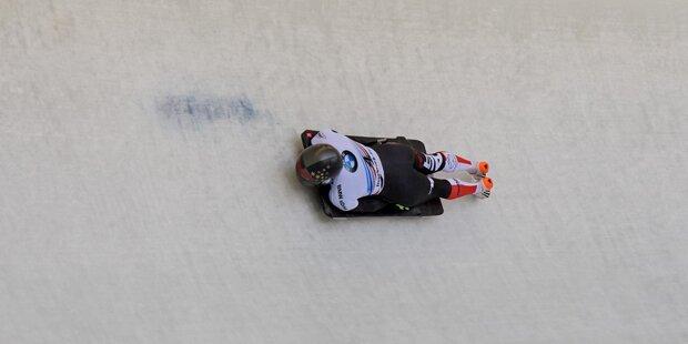 Skeleton: Janine Flock gewann EM-Gold