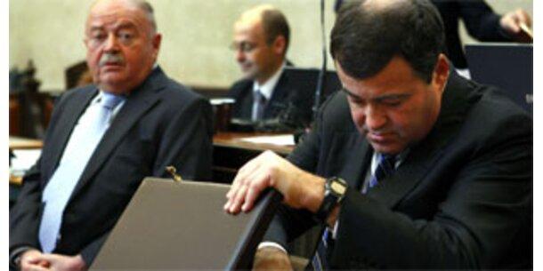 Flöttl beschwert sich über hohe Anwaltskosten
