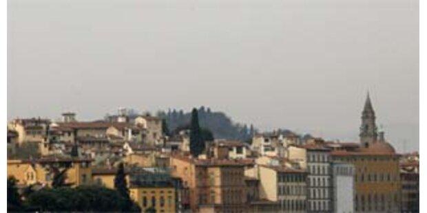 Florenz verbannt Bettler aus den Straßen