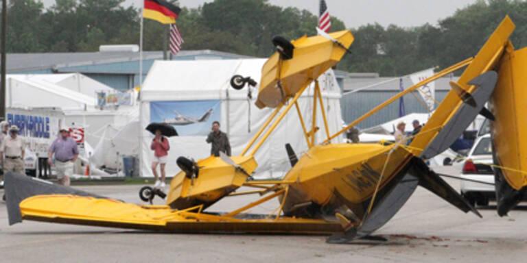 Schwere Unwetter verwüsten Florida