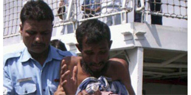 2.000 Bootsflüchtlinge seit Weihnachten gelandet