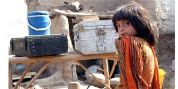 Vier Millionen Iraker fliehen