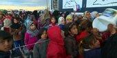 So will Regierung Flüchtlinge bremsen