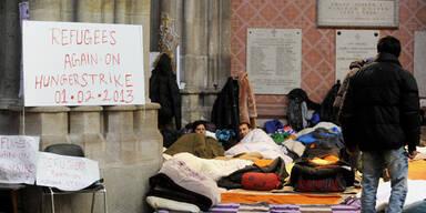 Asylwerber ziehen jetzt ins Kloster ein