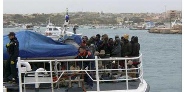 Heftiger Zwist zwischen Italien & Malta
