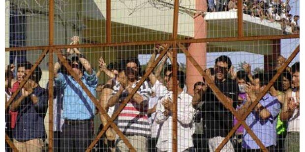 Kritik an Griechenlands Asylpolitik