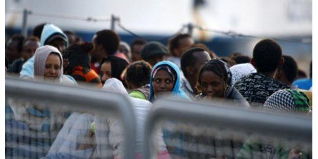 78 Bootsflüchtlinge vor Malta gerettet