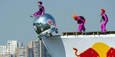 Red Bull Flugtag: Hirscher und Thiem bilden Jury
