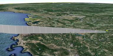 Airbus-Absturz: Rätselhafter Sinkflug