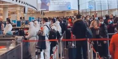 chaos Flughafen Instagram
