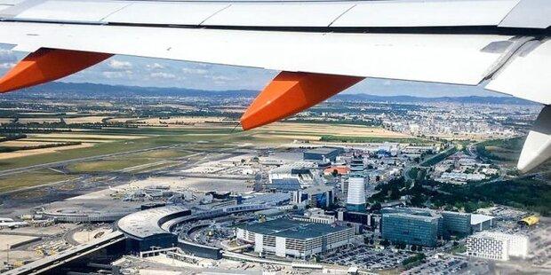 Österreichs Flughäfen wollen grün sein
