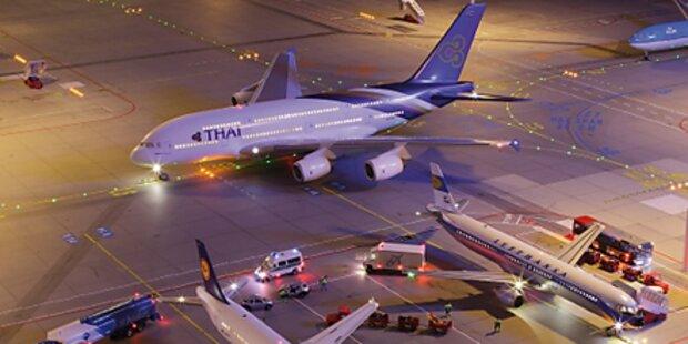 Das ist der kleinste Flughafen der Welt