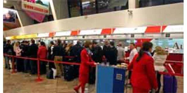 Flughafen Wien mit 20 Prozent Passagierplus