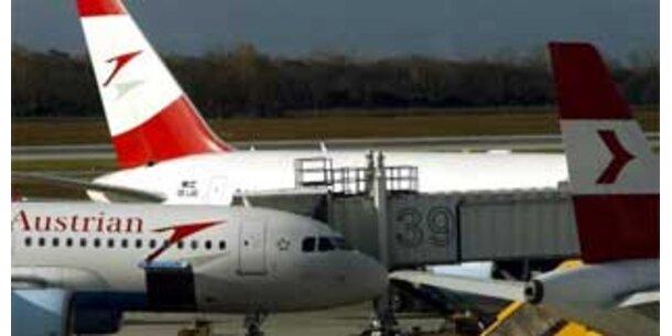 10 Prozent mehr Fluggäste im Vorjahr in Österreich