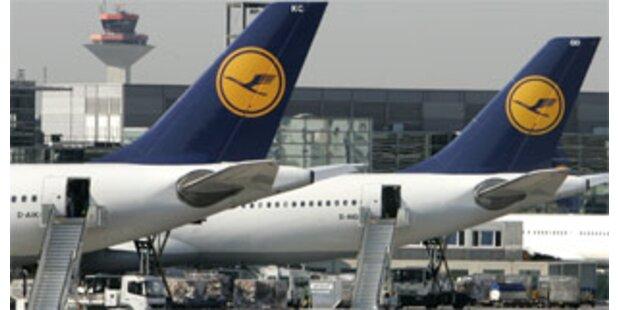 Panne und Nebel legten Flughafen Frankfurt lahm